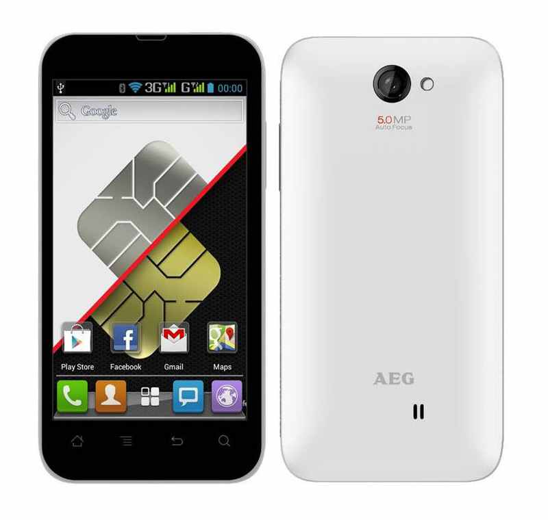 Smartphone Aeg Ax505 Android