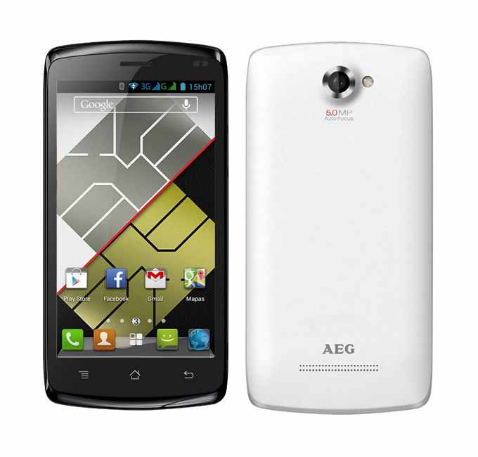 Smartphone Aeg Ax700 Android