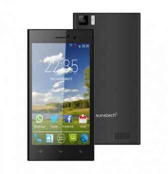 Smartphone Sunstech Usun 300 5 16gb Negro