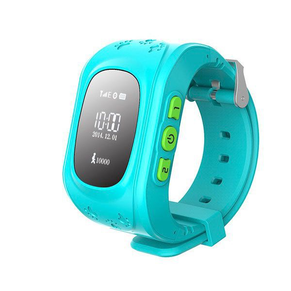 Ver Smartwatch Kids Tracker GPS Watch II G10 Azul