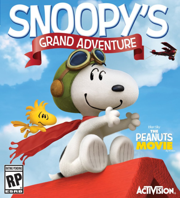Ver Snoopys Grand Adventure Ps4