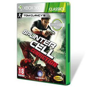 Splinter Cell Conviction Best Seller X360