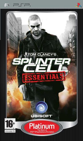 Ver Splinter Cell Essentials Psp