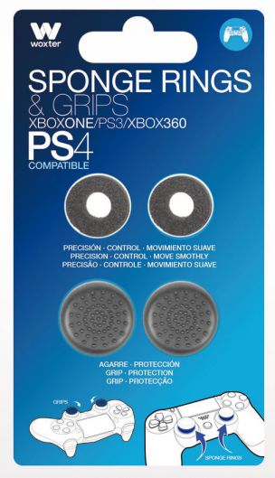 Sponge Rings  Grips Woxter Ps4