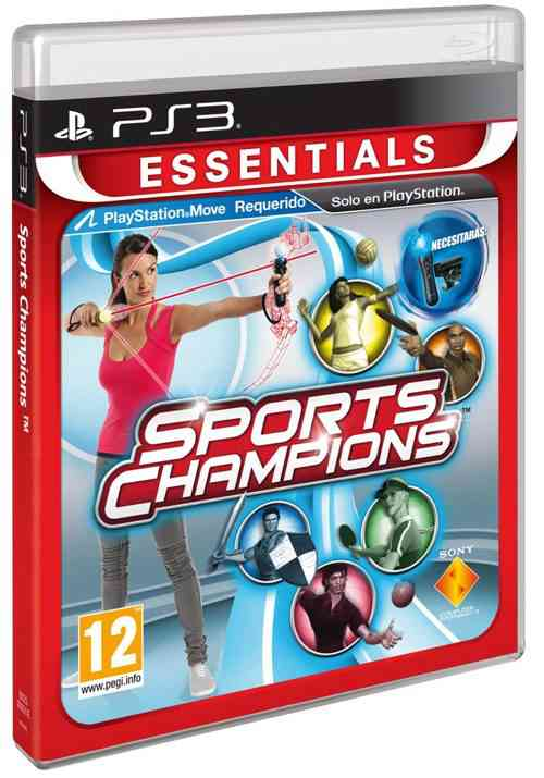 Sport Champion 2 Essential Ps3