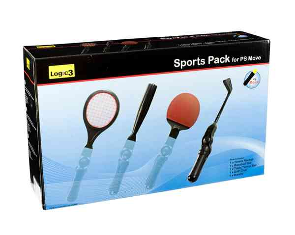 Sports Pack Para Move Ps3