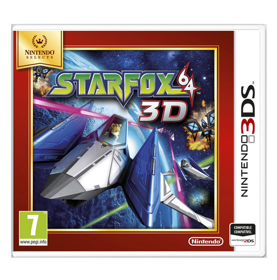 Ver Star Fox 64 Selects 3Ds