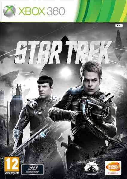 Ver Star Trek New  Standard Edition X360