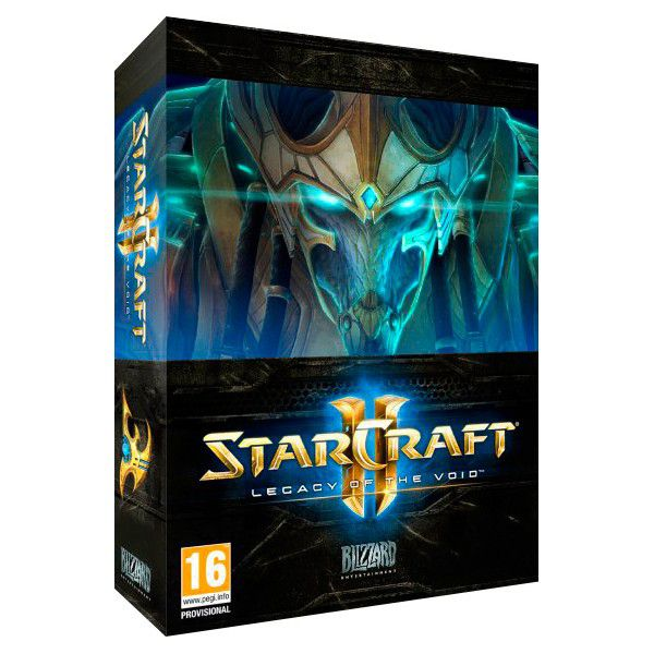 Ver Starcraft 2 Legacy Of The Void Pc