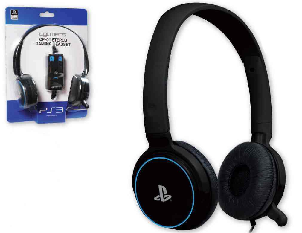 Stereo Gaming Headset Cp-01 Ps3