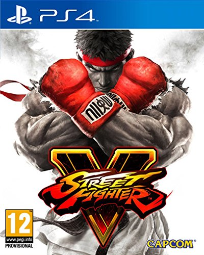 Ver Street Fighter V Ps4