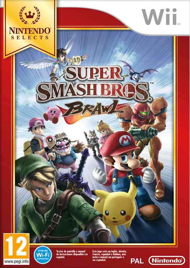 Ver Super Smash Bros Selects Wii