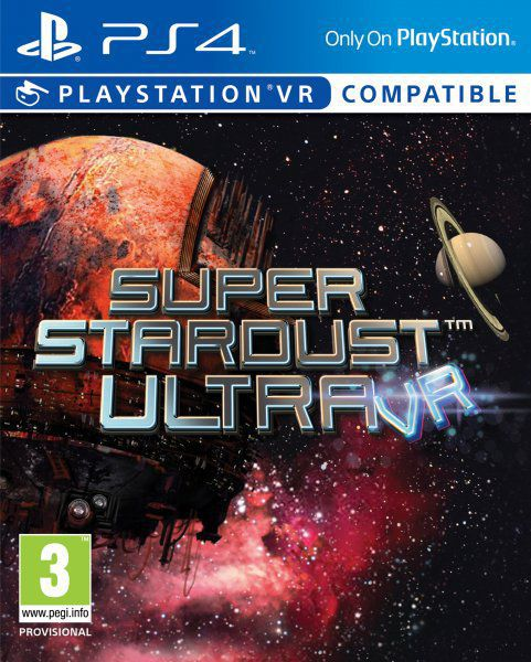 Super Stardust Vr Ps4