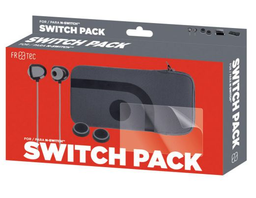 Ver Switch Pack Freetec N Switch