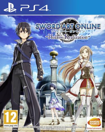 Ver Sword Art Online Hollow Realization Ps4