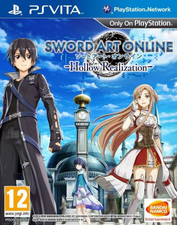 Sword Art Online Hollow Realization Psvita