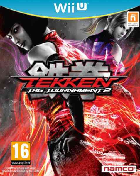 Tekken Tag Tournament 2 Wii U