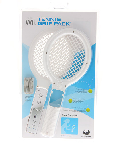 Tennis Grip Pack Wii