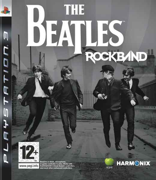 Ver THE BEATLES ROCK BAND PS3