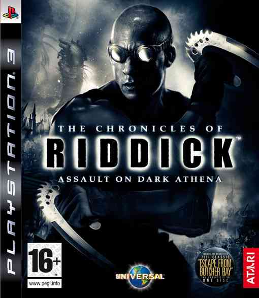 The Chronicles Of Riddick Assault On Da Ps3