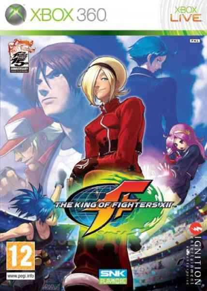 Ver THE KING OF FIGHTERS XII X360