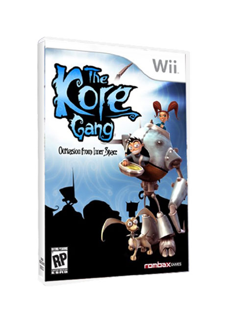 The Kore Gang Wii