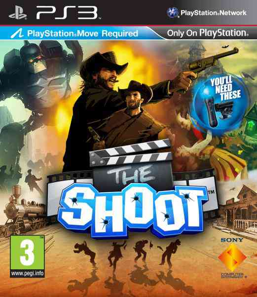 The Shoot  Juego Move  Ps3
