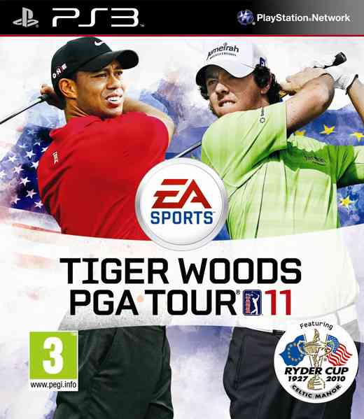 Ver TIGER WOODS PGA TOUR 11 PS3