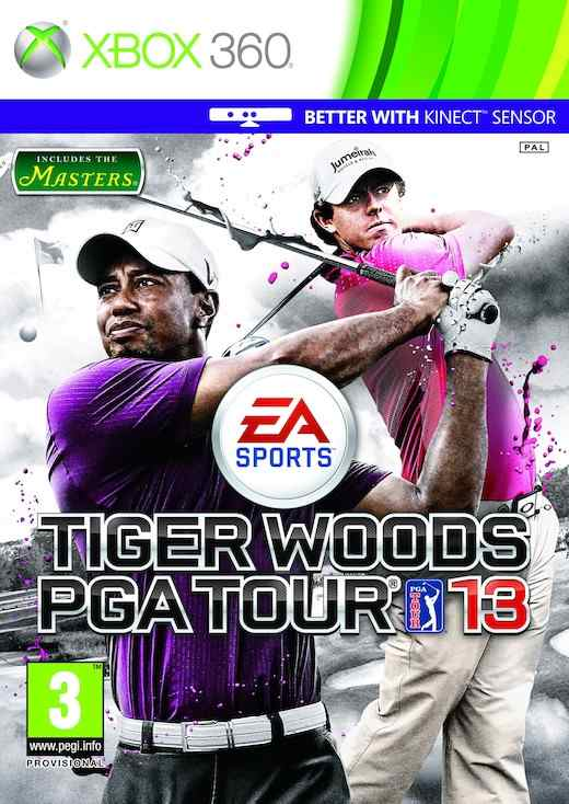 Tiger Woods Pga Tour 2013 X360
