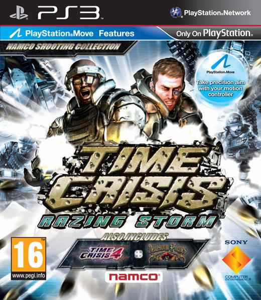 Time Crisis Rizing Storm Ps3