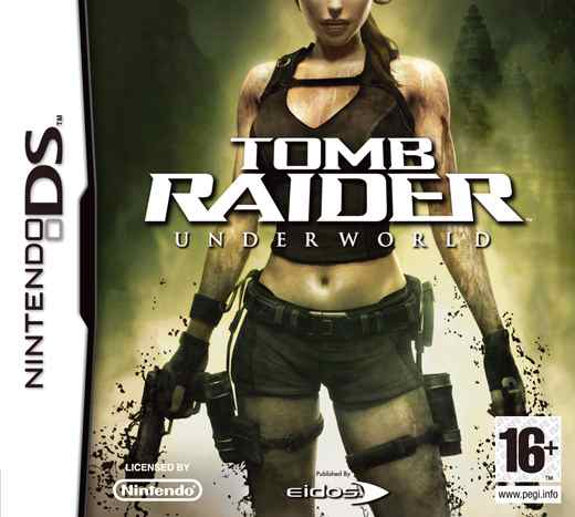 Tomb Raider Underworld Nds