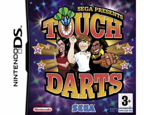 Ver TOUCH DARTS NDS