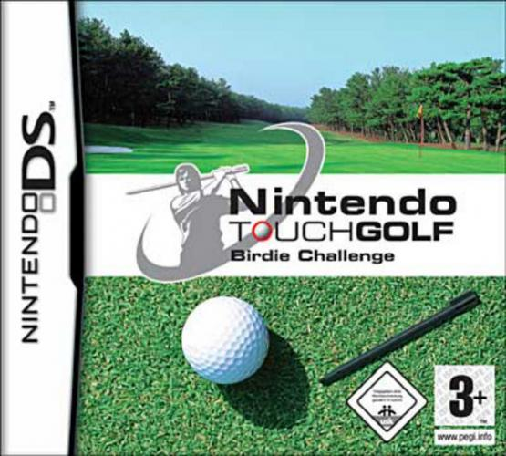 Touch Golf Nds