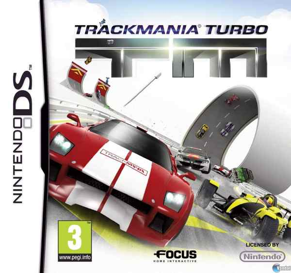 Trackmania Turbo Nds