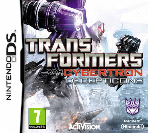 Transformers Deception Nds