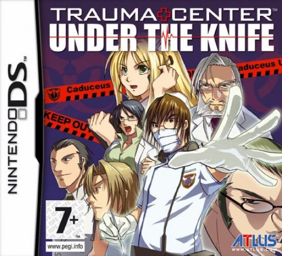 Trauma Center Under The Knife Nds
