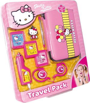 Travel Pack Hello Kitty 3ds