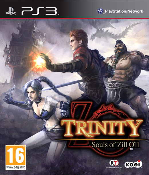 Trinity Souls Of Zill Oll Ps3
