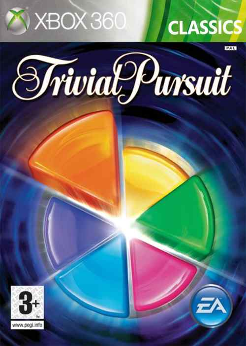 Trivial Pursuit Classics X360