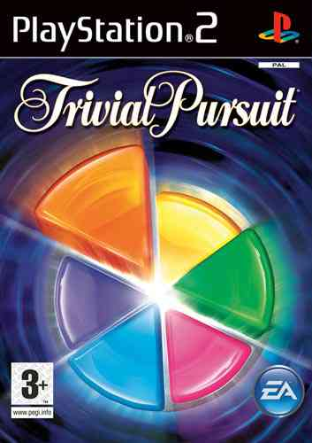 Trivial Pursuit Value Game Ps2