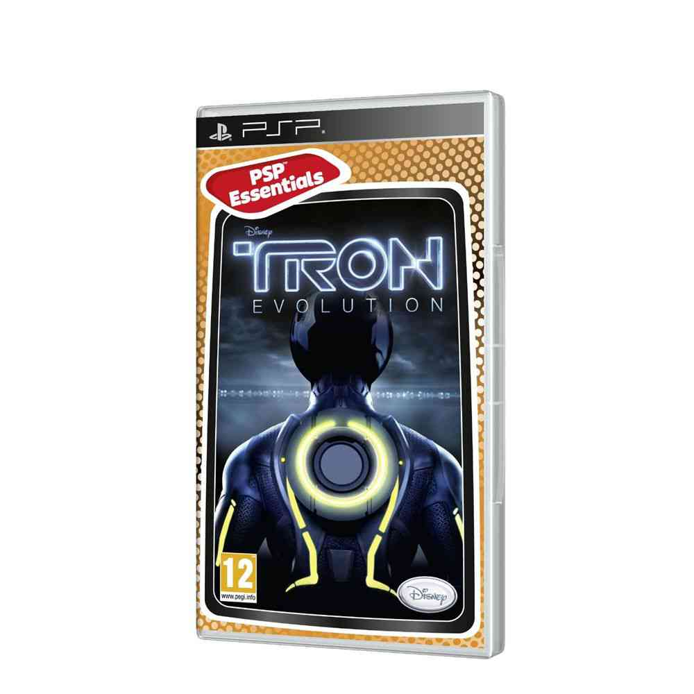 Ver TRON EVOLUTION ESN PSP