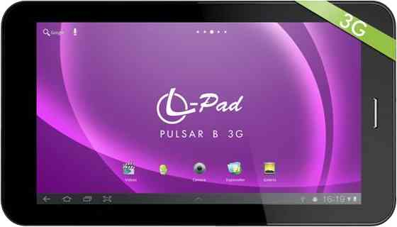 Tablet Leotec Pulsar B 3g 7