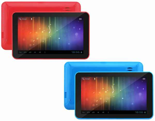 Tablet Sunstech 764 7 4gb Azul
