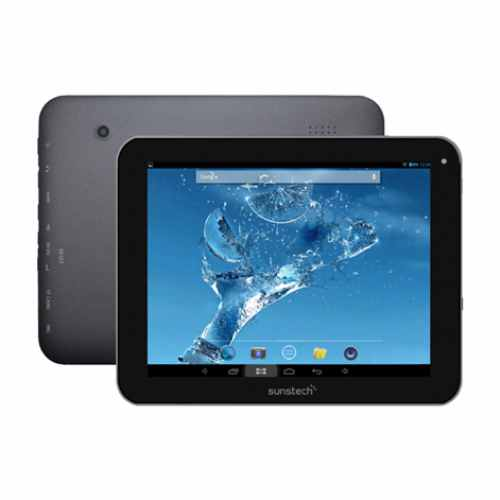 Ver Tablet Sunstech Dual 8 8GB Bluetooth Titanium
