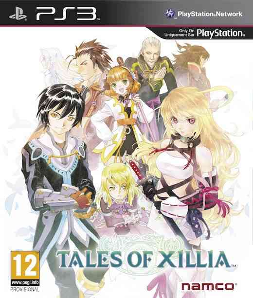 Tales Of Xillia Day One Edition Ps3