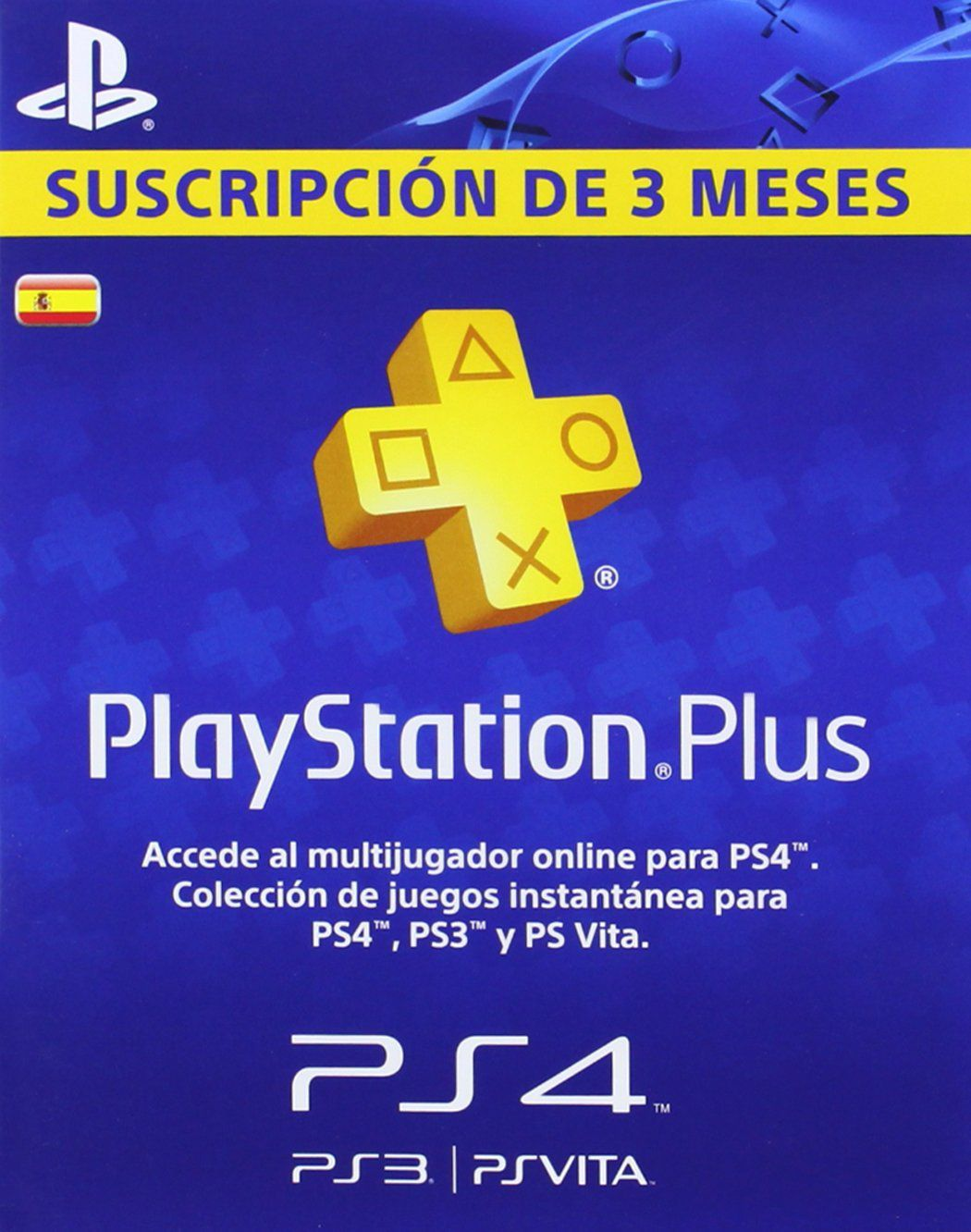Ver Tarjeta 90 Dias Playstation Plus Network PS4