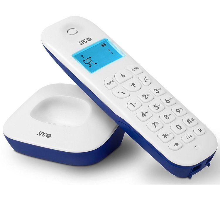 Telefono Inalambrico New Air SPC 7300 Azul