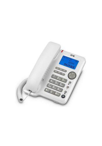 Telefono Sobremesa Office ID 3608B SPC Blanco