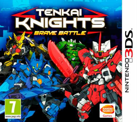 Ver Tenkai Knights 3Ds