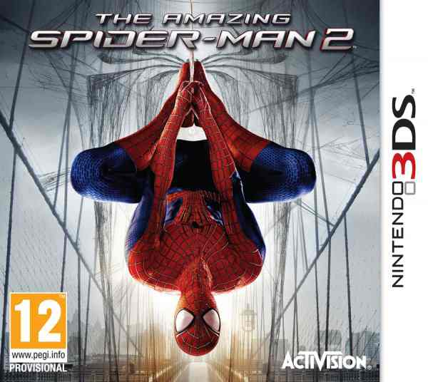 The Amazing Spiderman 2 3ds
